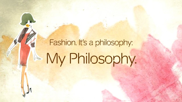 Pacific Place HK - My Fashion Philosophy Video