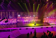 RTHK 36th Top Ten Chinese Gold Songs Award - Performance Visuals