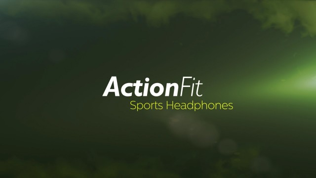 Philips ActionFit Sports Headphones PV