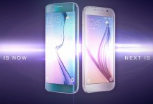 Samsung Galaxy S6 Projection